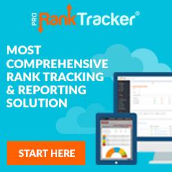 Banner Pro Rank Tracker Offer